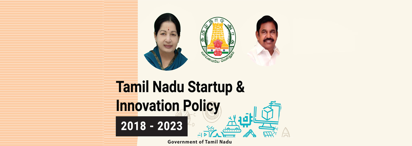 Tamil Nadu Startup & Innovation Policy (2018-2023)